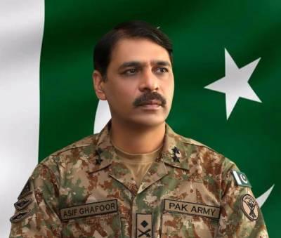 پاکستان پر انسانی حقوق کی خلاف ورزیوں کے الزامات بے بنیاد ہیں: ڈی جی آئی ایس پی