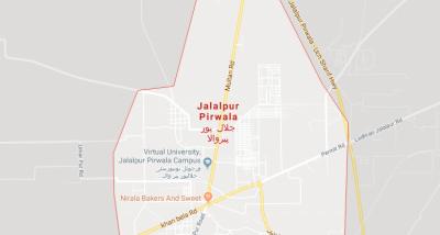 جلالپور پیروالا میں 2 گروپوں میں تصادم ے نتیجے میں فائرنگ سے 13 افراد ہلاک