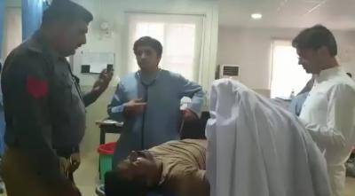 حافظ آباد میں گھریلو جھگڑے پر دو افراد جاں بحق