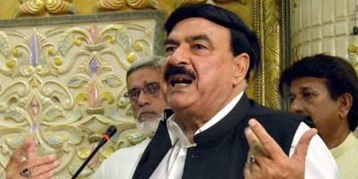 شیخ رشید بالآخر تحریک انصاف کے وزیر وں پر برس پڑے