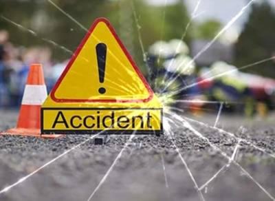 بھکر میں ٹریفک حادثہ، 5 افراد جاں بحق،18 زخمی