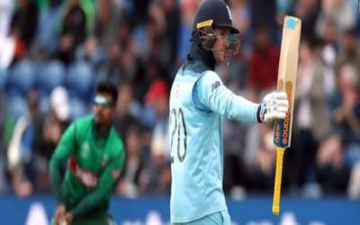 ورلڈ کپ : انگلینڈ نے بنگلہ دیش کو فتح کے لیے 387 رنز کا ہدف دیدیا