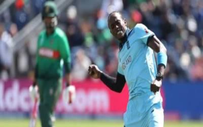 ورلڈ کپ : انگلینڈ نے بنگلہ دیش کو 106 رنز سے شکست دیدی