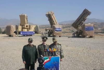 ایران نے مقامی طور پر تیار کردہ دفاعی نظام فوج کے سپرد کردیا