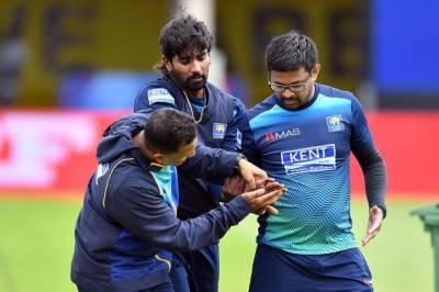 فٹنس مسائل،لنکن باﺅلر نووان پرادیپ بنگلہ دیش کیخلاف ورلڈ کپ میچ سے باہر