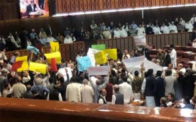 وفاقی حکومت نے 70 کھرب 22 ارب روپے کا بجٹ پیش کر دیا