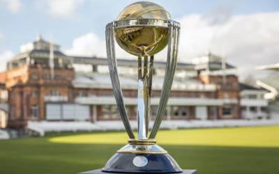 نیوزی لینڈ کی ٹیم کرکٹ ورلڈ کپ کے پوائنٹ ٹیبل پر سر فہرست