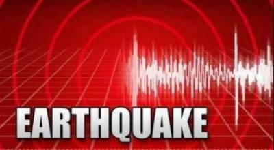 خیبر پختونخوا کے مختلف علاقوں میں 5.1 شدت کا زلزلہ