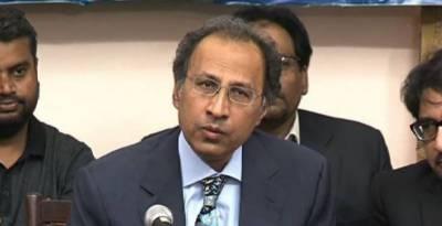 پاکستان کے امیر لوگوں کو ملک سے سچا ہونا ہو گا، عبدالحفیظ شیخ
