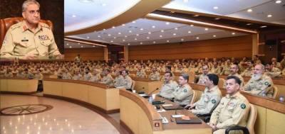 'ملکی دفاع کیلئے پاک فوج ہر خطرے کا جواب دینے کی صلاحیت رکھتی ہے'