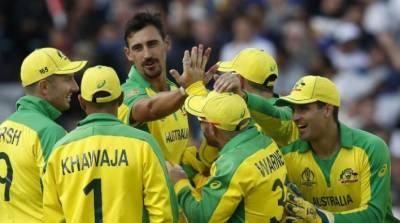 ورلڈ کپ : آسٹریلیا نے سری لنکا کو 87 رنز سے شکست دے دی
