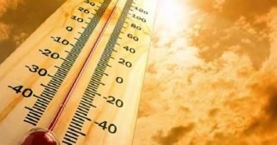 ملک کے بیشتر علاقو ں میں موسم گرم اور خشک رہے گیا،محکمہ موسمیات