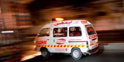 کراچی ، نامعلوم افراد کی فائرنگ سے دو پولیس اہلکار جاں بحق