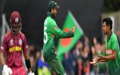 کرکٹ ورلڈ کپ : کالی آندھی نے بنگالی ٹائیگرز کو فتح کیلئے 322 رنز کا ہدف دیدیا