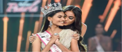 مقابلہ حسن:سومن راﺅ مس انڈیا 2019 قرار پا گئیں