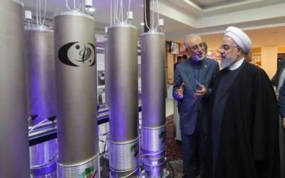 ایران نے ایٹم بم بنانے کی دھمکی دے دی