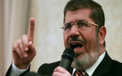مصر کے سابق صدر مرسی مقدمے کی سماعت کے دوران عدالت میں چل بسے