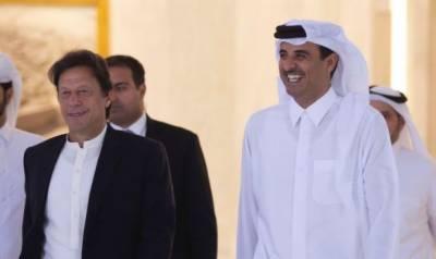 امیر قطر تمیم بن حماد الثانی کے دورہ پاکستان کی تیاریاں مکمل