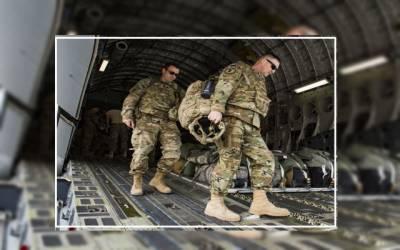 ایران سے کشیدگی بڑھ گئی ، امریکہ کا 1 ہزار فوجی مشرق وسطیٰ بھیجنے کا اعلان