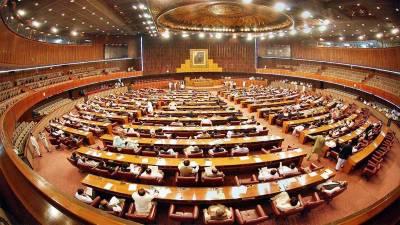 قومی اسمبلی اجلاس، اپوزیشن نے وفاقی بجٹ مسترد کر دیا