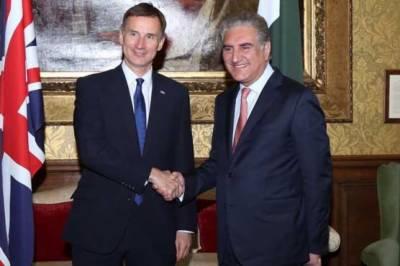 برطانیہ نے پاکستان کیساتھ برآمدات کا حجم بڑھانے کا اعلان کر دیا