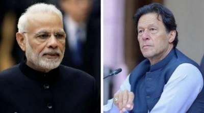 بھارت پاکستان سے جامع مذاکرات کیلئے تیار، مودی کا وزیر اعظم کو خط