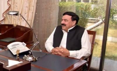 وزیراعظم عمران خان جلد سرسیدایکسپریس کاافتتاح کریں گے، شیخ رشید