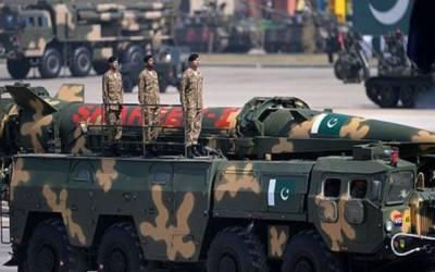 پاکستان اور بھارت کے جوہری ہتھیاروں کی تعداد میں دو گنا اضافہ