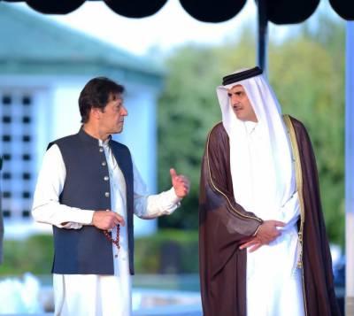 امیر قطر شیخ تمیم بن حمد الثانی کے دورہ پاکستان کا اعلامیہ جاری کردیا گیا