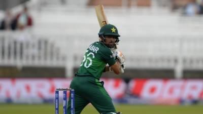 ورلڈ کپ :پاکستان نے جنوبی افریقہ کوجیت کیلیے 309رنزکاہدف دےدیا