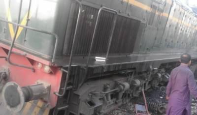 سکھر ریلوے حادثہ، ذمہ داری ٹرین ڈرائیور پر عائد ہوتی ہے, ریلوے حکام