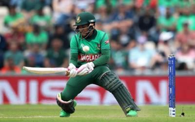 کرکٹ ورلڈ کپ : بنگلہ دیش نے افغانستان کو فتح کیلئے 263رنز کا ہدف دیدیا