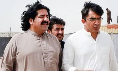علی وزیر اور محسن داوڑ کو جوڈیشل ریمانڈ پر جیل بھیج دیا گیا