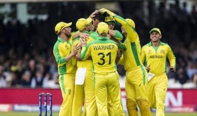 کرکٹ ورلڈ کپ 2019: آسٹریلیا نے انگلینڈ کو شکست دے دی