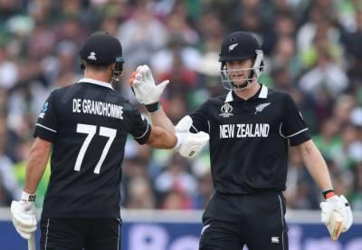 کرکٹ ورلڈ کپ 2019: نیوزی لینڈ نے پاکستان کو جیت کے لیے 238 رنز کا ہدف دے دیا