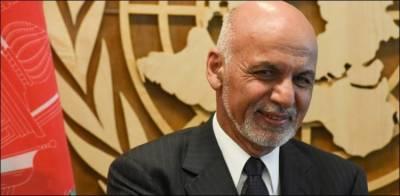 افغان صدر اشرف غنی کل دو روزہ دورے پر اسلام آباد پہنچیں گے