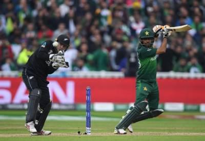 ورلڈ کپ 2019: پاکستان نے سنسنی خیز مقابلے کے بعد نیوزی لینڈ کو 6 وکٹوں سے شکست دے دی