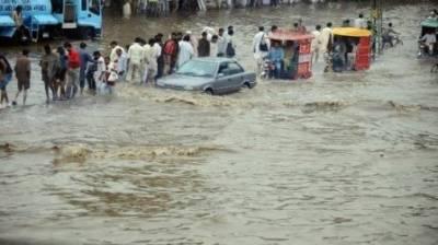 رواں برس ملک میں مون سون بارشوں کے تمام ریکارڈز ٹوٹ جائیں گے: محکمہ موسمیات