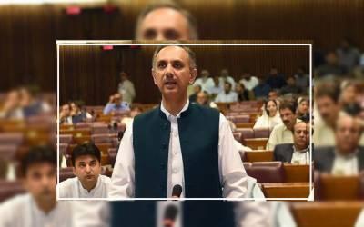 تحریک انصاف کی حکومت نے ملک بھر سے بجلی چوری کا خاتمہ کیا:عمر ایوب
