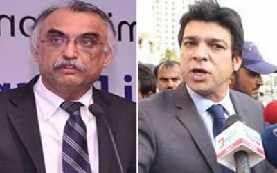 ٹیکس ایمنسٹی سکیم پر حکومت کے متضاد بیانات، فیصل واوڈا اور شبر زیدی آمنے سامنے