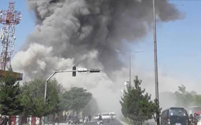 کابل، وزارت دفاع کی عمارت کے قریب دھماکا، 5 افراد ہلاک