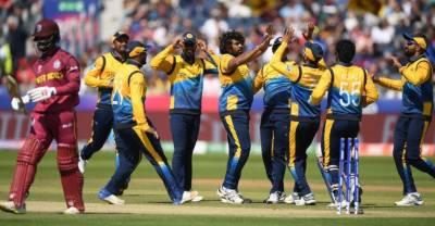 کرکٹ ورلڈ کپ 2019 :سری لنکا نے ویسٹ انڈیزکو23 رنزسے شکست دے دی