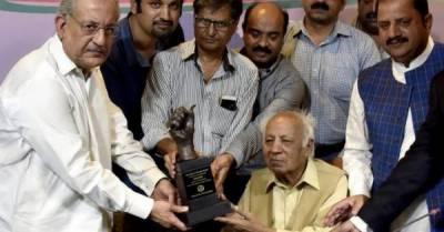"""""""دل دل پاکستان"""" نغمے کے شاعر نثارناسک انتقال کرگئے"""