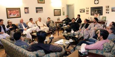 تحریک انصاف کی 21 رکنی کور کمیٹی قائم