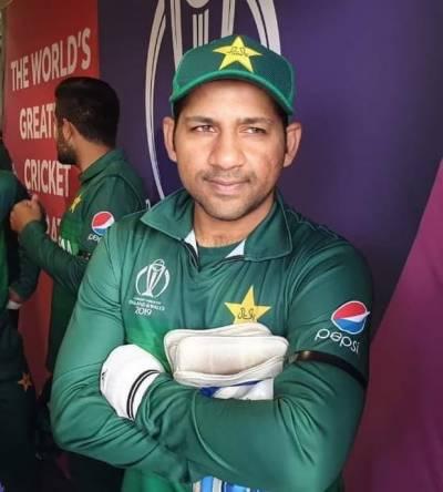 ورلڈ کپ کے بعد کپتانی کا فیصلہ سرفراز احمد نے پی سی بی پر چھوڑ دیا