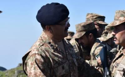 لیفٹیننٹ جنرل بلال اکبر کا ایل او سی پر آبادیوں کومحفوظ بنانےکےعزم کااظہار ، آئی ایس پی آر