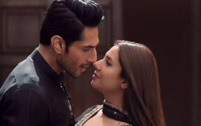"""ماہرہ خان ، بلال اشرف کی نئی فلم """"سپر سٹار"""" کی سوشل میڈیا پر دھوم"""