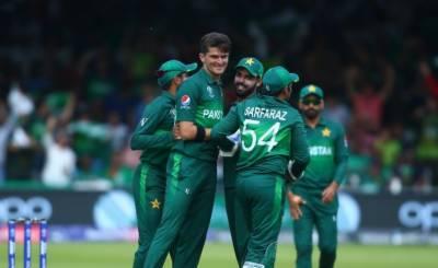 کرکٹ ورلڈ کپ: پاکستان نے بنگلادیش کو 94 رنز سے شکست دے دی