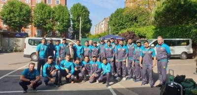 ورلڈکپ سے باہر ہونے کے بعد قومی کرکٹرز کا وطن واپسی کا سفر شروع