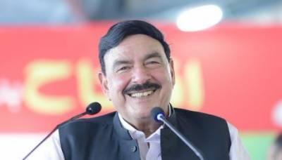 جمہوریت کوچورسیاستدانوں سےخطرات لاحق ہیں، شیخ رشید احمد